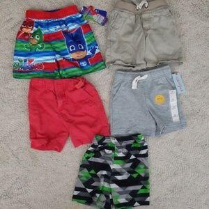 2t shorts bundle